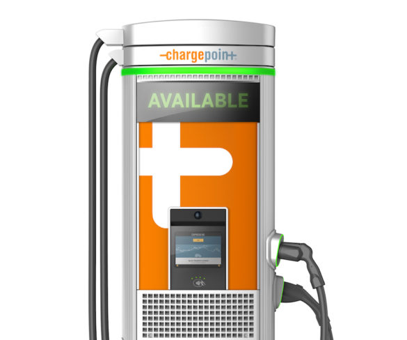 ChargePoint to expand network under latest funding