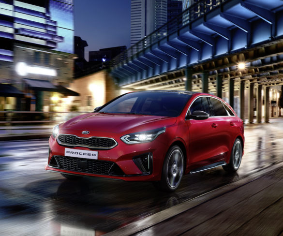 New Kia ProCeed adopts shooting brake estate format