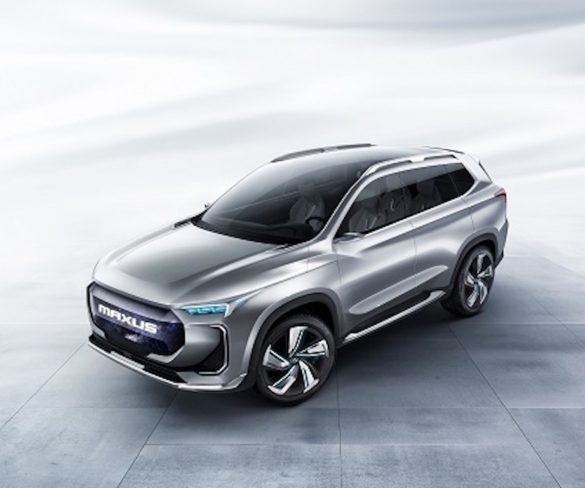 LDV to launch electric SUV