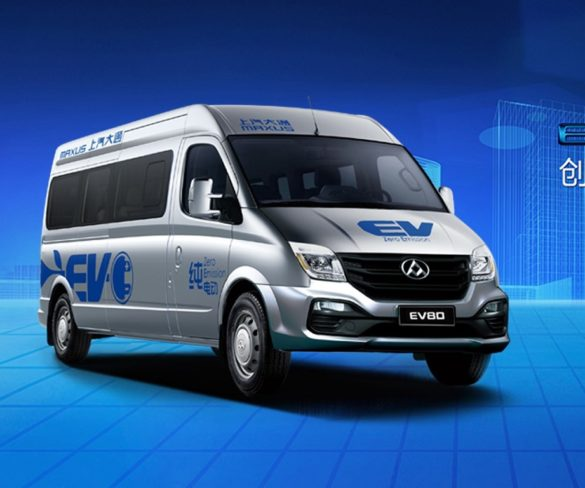 SAIC partners with LeasePlan to drive electric van roll-out