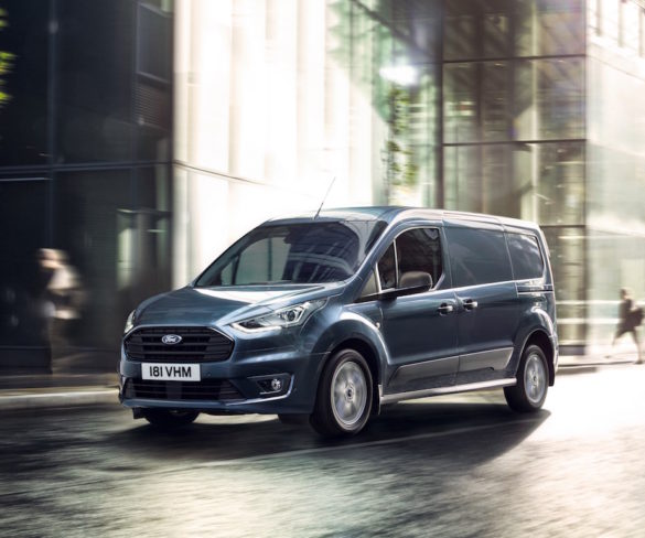 Ford debuts new Transit Connect and fleet telematics solutions