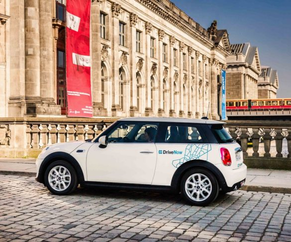 BMW and Daimler to form urban mobility joint venture