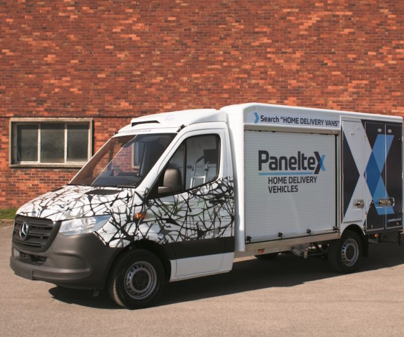 Paneltex to showcase latest temperature-controlled bodies at 2018 IAA