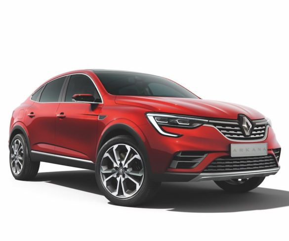 Arkana coupé-crossover to spearhead Renault growth plans