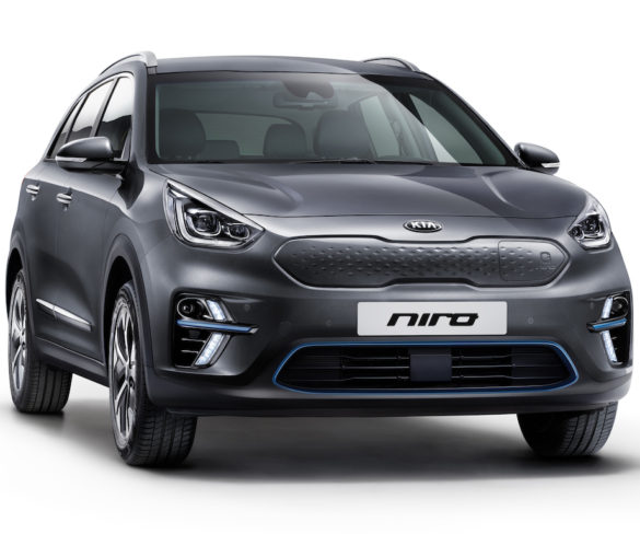 Kia e-Niro gets official 485km WLTP range