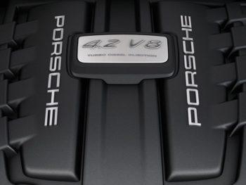 Porsche diesel engine