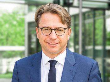 Rüdiger Ebel, chief sales officer at Alphabet International