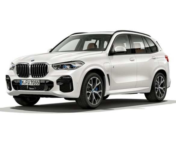 BMW X5 previews next-gen PHEV technology