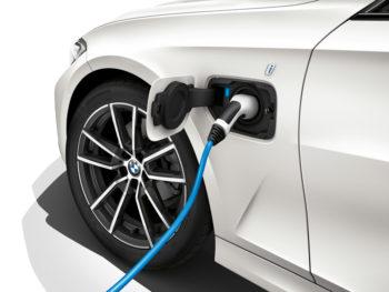 2019 BMW 330e plug-in hybrid