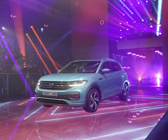 Volkswagen T-Cross joins compact crossover fray