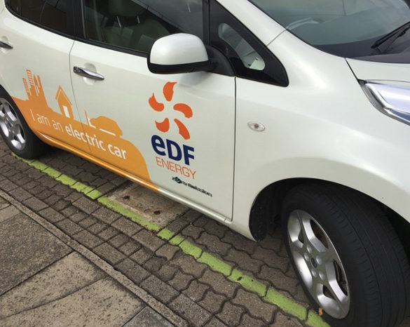 EDF to install 1,500 V2G chargers for UK fleets