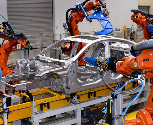 JLR to close Solihull plant for two weeks