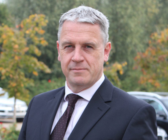 Mike Todd named as new CEO at VWFS UK