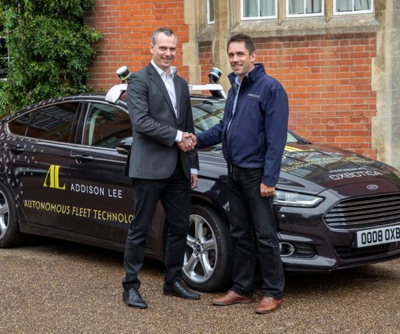 Addison Lee aims for autonomous taxis by 2021