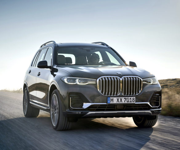 First-ever BMW X7 brings rival to Range Rover