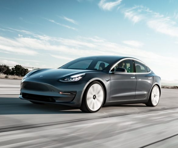 Tesla Model 3 due in Europe early 2019
