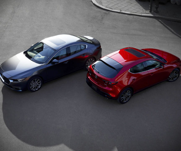 Mazda3 to debut compression ignition engine
