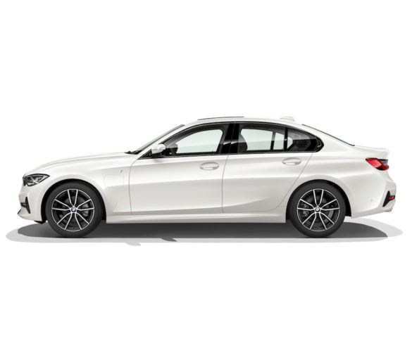 More range and less CO2 for new 3 Series plug-in hybrid