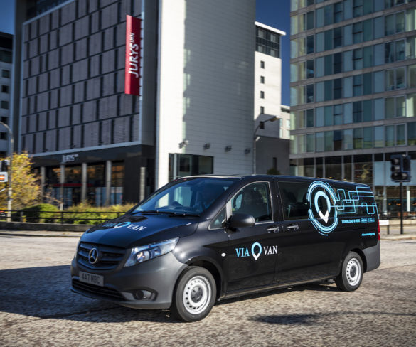 ViaVan on-demand ridesharing to launch in fourth city