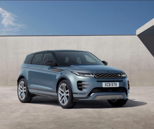 New Range Rover Evoque to debut mild hybrids ahead of PHEV