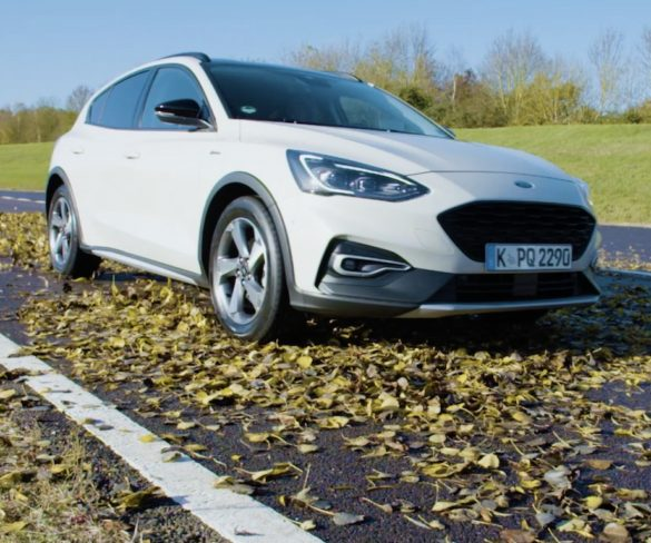 SUV-inspired Ford Focus Active to launch