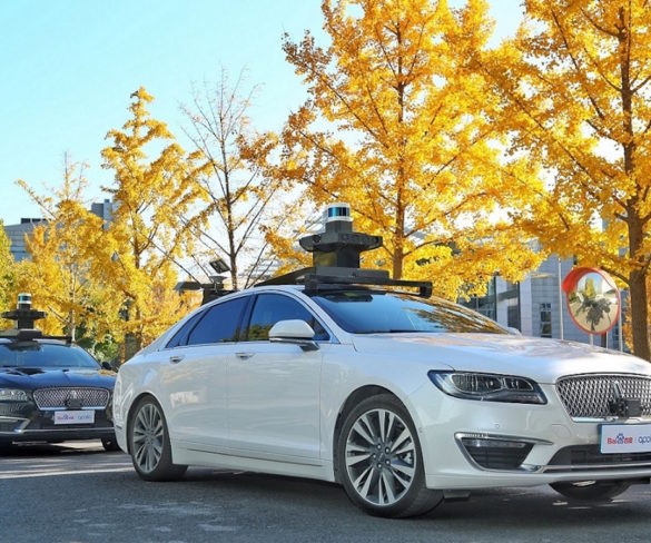 Baidu to test autonomous cars under Ford and Volvo tie-ups