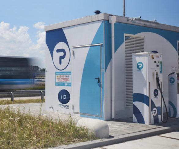 PitPoint to add third public hydrogen refuelling station in Netherlands