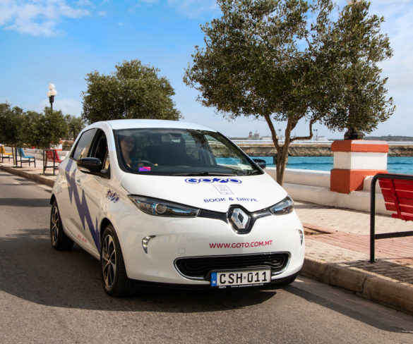 EV-only car sharing club goes live in Malta
