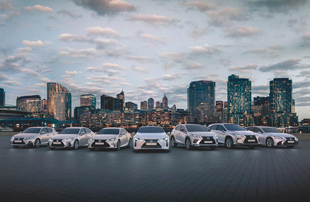 Manufacturer Profile: Lexus