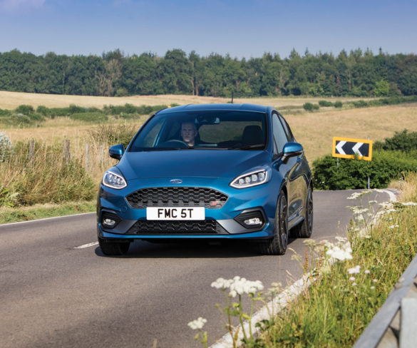 Road Test: Ford Fiesta ST