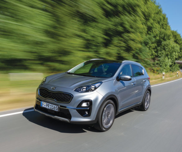 Road test: Kia Sportage