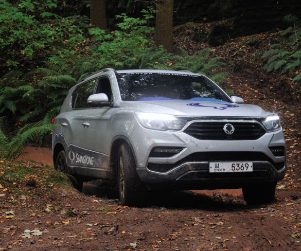 Road Test: SsangYong Rexton