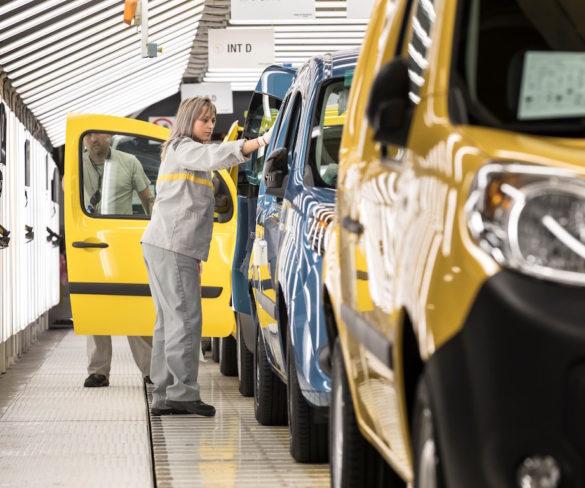 Renault plants to build new Nissan and Mitsubishi vans