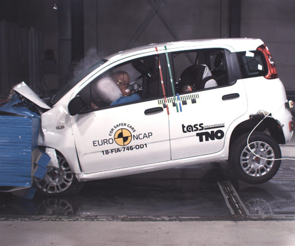 Fiat Panda gets zero-star Euro NCAP rating