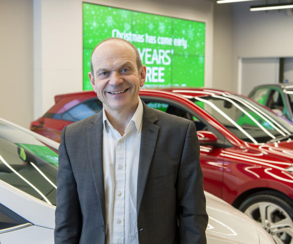 Whitehorn stands down as Hyundai UK president and CEO