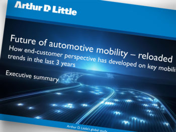 ADL - worldwide automotive market report