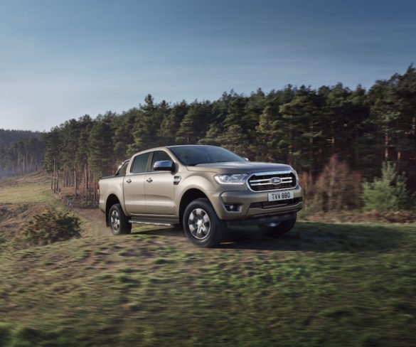 Revised Ford Ranger gets new engines and tech