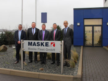 Hitachi Capital Corporation has acquired 100% of the share capital of fleet management and leasing firm Maske Fleet GmbH