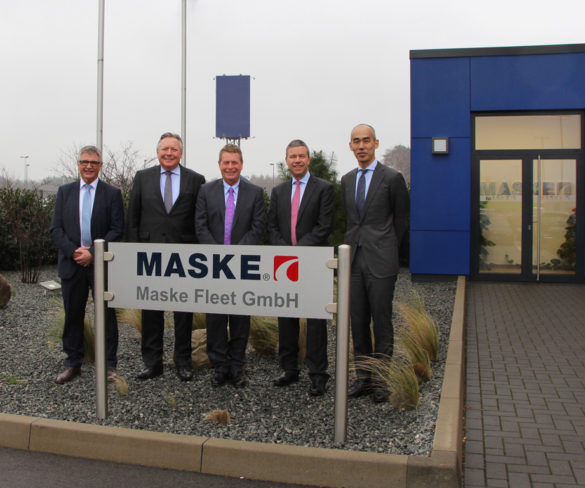 Hitachi Capital acquires Germany's Maske Fleet