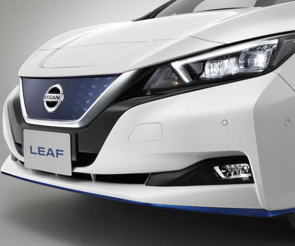 Nissan Leaf 3.Zero e+ brings 385-km range