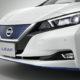Nissan Leaf e+ brings 385-km range