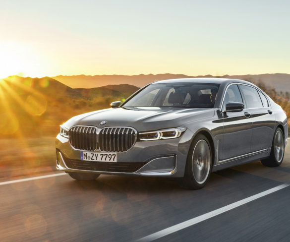 Reworked BMW 7 Series brings added electric range and luxury