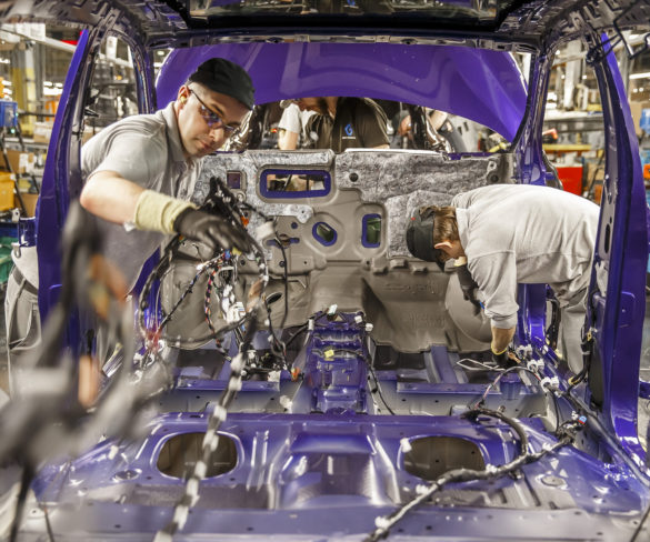 Brexit plays role in Nissan's X-Trail production U-turn