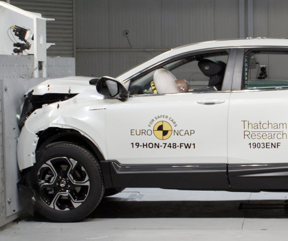 Tarraco, G-Class and CR-V scoop five-star safety ratings