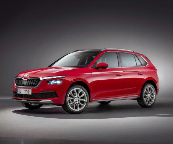 Škoda reveals new Kamiq crossover