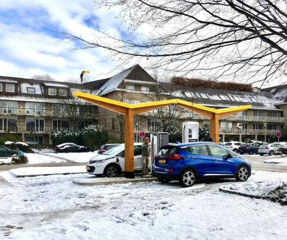 Fastned and Van der Valk partner for fast charging stations