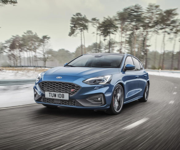New Ford Focus ST revealed with diesel engine