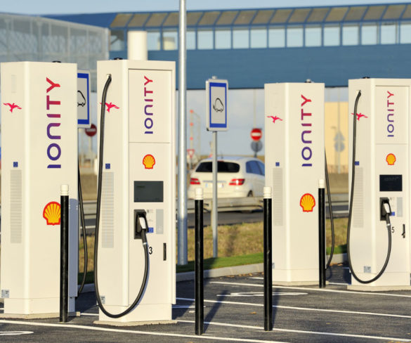 SPIE empowers IONITY electric car rapid charging across Europe