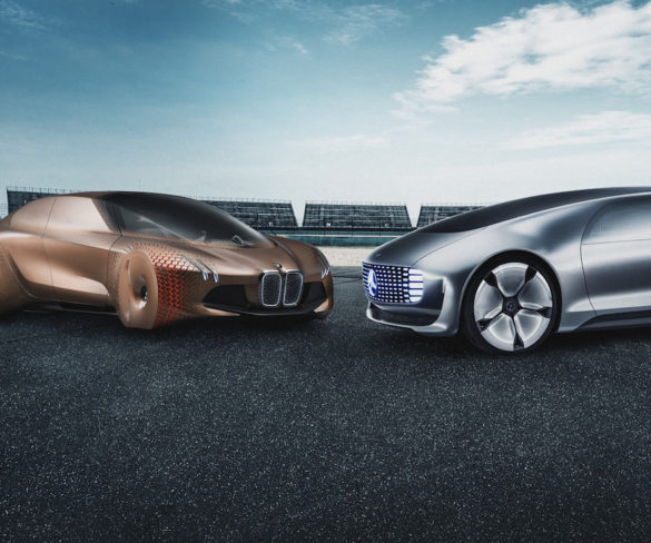 BMW and Daimler join forces for automated driving