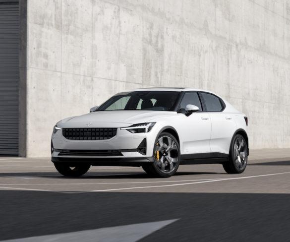 Polestar 2 brings fight to Tesla Model 3
